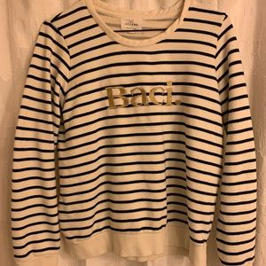 Sezane cotton sweatshirt
